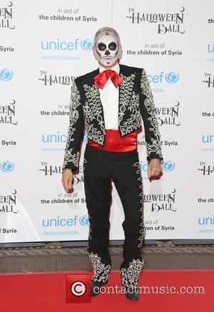 Patrick Cox - UNICEF UK Halloween Ball held at One Mayfair - Arrivals - London, United Kingdom - Thursday 31st...
