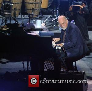 Billy Joel - Billy Joel performs live at the O2 Dublin with support from Tom Odell - Dublin, Ireland -...