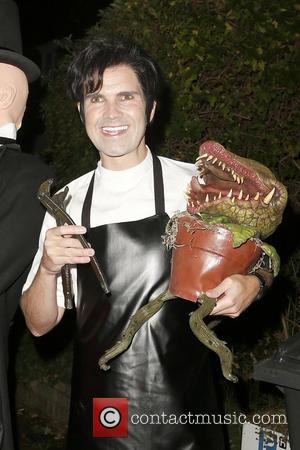 jimmy carr - Jonathan Ross celebrates Halloween with his yearly party held at his house in Hampstead. Many celebrity guests...
