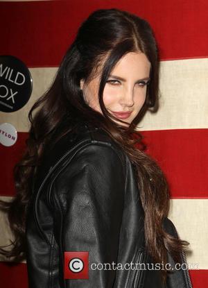 Lana Del Rey - Nylon Magazine Celebrates