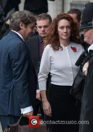 Charlie Brooks and Rebekah Brooks - Defendants arrive at the Old Bailey for a hearing in their trial facing charges...