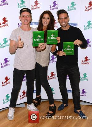 Jamie Laing, Alexandra Felstead and Spencer Matthews