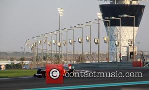 Felipe Massa - 2013 Abu Dhabi Grand Prix at the Yas Marina circuit - Qualifying - Abu Dhabi, United Emirates,...