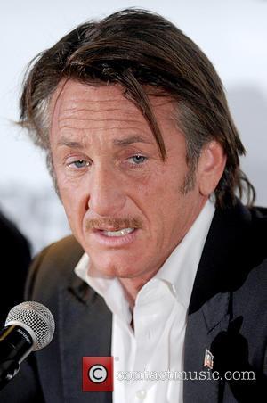 Sean Penn - 'The Long Run For Haiti' - Press Conference - New York, United States - Saturday 2nd November...