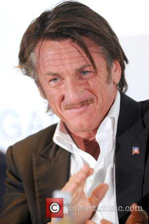 Sean Penn - 'The Long Run For Haiti' - Press...