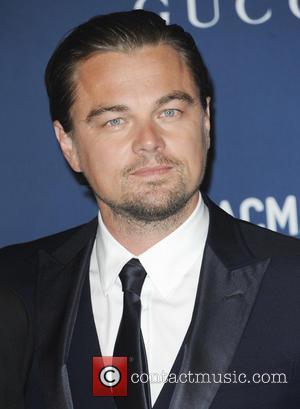 Leonardo DiCaprio, LACMA 2013