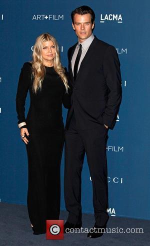 Fergie and Josh Duhamel