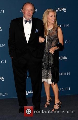 James Caan and Linda Caan - LACMA 2013 Art and Film Gala honoring David Hockney and Martin Scorsese - Arrivals...