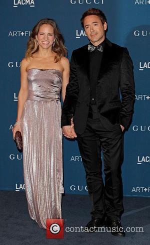 Susan Downey and Robert Downey Jr.