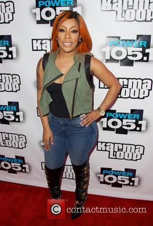 K. Michelle - Power 105.1's Powerhouse 2013 at Barclays Center - New York City, NY, United States - Saturday 2nd...
