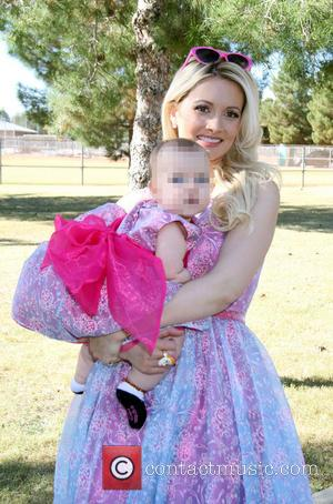 Holly Madison and Rainbow Aurora Rotella - 'Forever Home Family Picnic' presented by The Animal Foundation Of Las Vegas -...