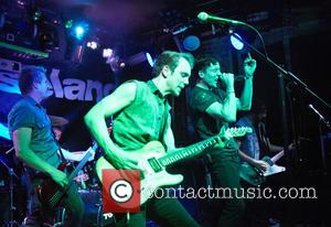 James Toseland and Toseland - Twice superbike world champion James Toseland performing live with his band 'Toseland' at The Cellars...
