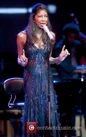 Natalie Cole - Natalie Cole performs live in concert at the Concert Hall Vatroslav Lisinski - Zagreb, Croatia - Sunday...