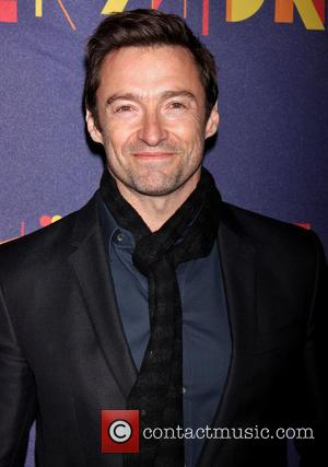 Hugh Jackman - Opening night of Broadway's After Midnight-Arrivals