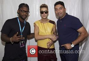 Justin Bieber, Dj Tay James and Sheeraz Hansan