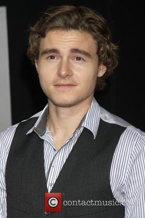 Callan McAuliffe - Premiere of DreamWorks Pictures' 'Delivery Man' At El Capitan Theatre - Los Angeles, CA, United States -...
