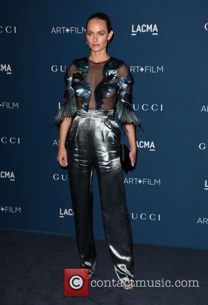 Amber Valletta - LACMA 2013 Art and Film Gala Honoring Martin Scorsese And David Hockney Presented By Gucci - Los...
