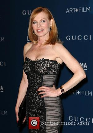 Marg Helgenberger - LACMA 2013 Art and Film Gala Honoring Martin Scorsese And David Hockney Presented By Gucci - Los...