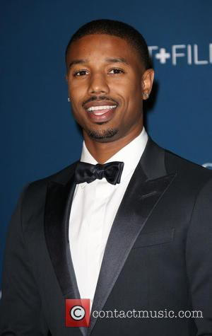 Michael B. Jordan - LACMA 2013 Art and Film Gala Honoring Martin Scorsese And David Hockney Presented By Gucci -...