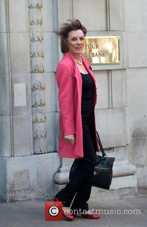 Esther Rantzen - Various arrivals at the Millbank Media Centre. - London, United Kingdom - Sunday 3rd November 2013