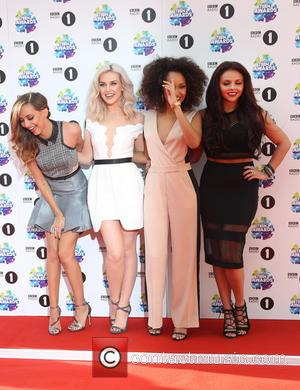 Jade Thirlwall, Perrie Edwards, Leigh-anne Pinnock, Jesy Nelson and Little Mix