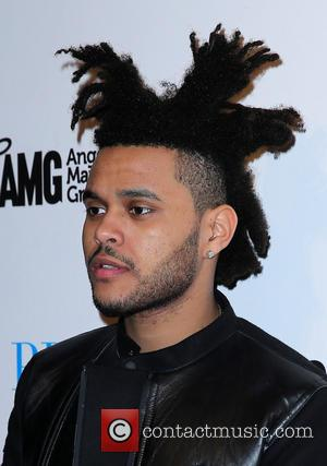 The WeekNd - R& B Phenomenon The WeekNd Takes Over Pure Nightclub for Special Live Performance - Las Vegas, NV,...