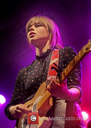 Gabrielle Aplin - Gabrielle Aplin performing in concert at the Liverpool O2 Academy - Liverpool, United Kingdom - Monday 4th...