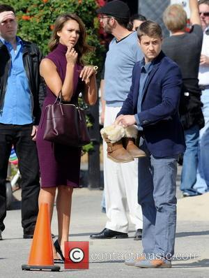 Jessica Alba and Ben Mckenzie