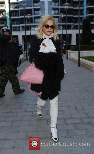 Rita Ora Released From Hospital After Treatment For Exhaustion And Dehydration