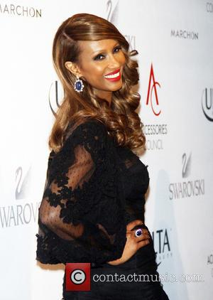 Iman Recovering From Foot Surgery - Report