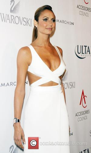 Stacy Keibler - 17th Annual Accessories Council Excellence (ACE)  Awards at Cipriani 42nd - New York City, United States...