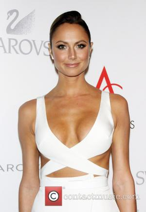 Stacy Keibler Confirms Pregnancy Rumors With New Husband Jared Pobre