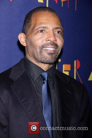 Daryl Waters - Opening night after party for the Broadway musical After Midnight, held at the Copacabana nightclub-arrivals. - New...