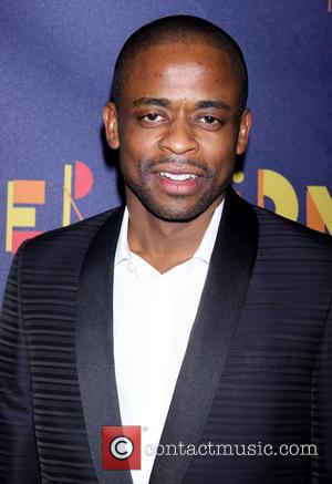 Dule Hill - Opening night after party for the Broadway musical After Midnight, held at the Copacabana nightclub-arrivals. - New...