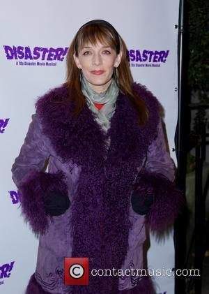 Julia Murney - The Opening Night of DISASTER! Off-Broadway at St. Luke's Theatre - New York City, NY, United States...