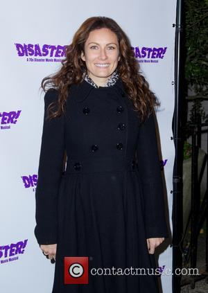 Laura Benanti - The Opening Night of DISASTER! Off-Broadway at St. Luke's Theatre - New York City, NY, United States...
