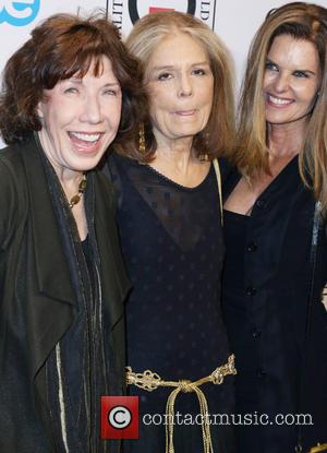 Lily Tomlin, Gloria Steinem and Maria Shriver - Equality Now presents 'Make Equality Reality' event at Montage Hotel - Arrivals...