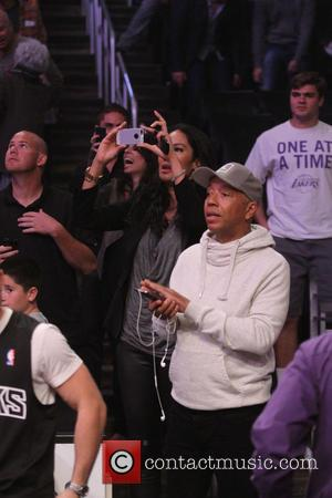 Kimora Lee Simmons, Staples Center, Russell Simmons