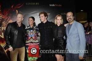 Bruno Gunn, Meta Golding, Sam Claflin, Jena Malone and Jeffrey Wright