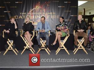 Sam Claflin, Jena Malone, Jeffrey Wright, Meta Golding and Bruno Gunn