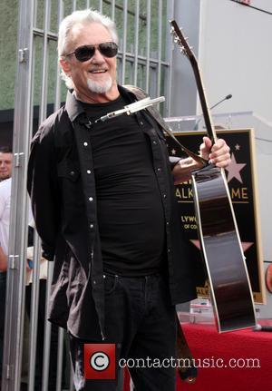 Kris Kristofferson Honours Janis Joplin At Walk Of Fame Ceremony