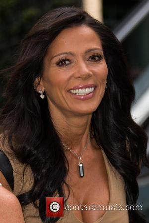 Carlton Gebbia - Cast members from the Real Housewives of Beverly Hills film an episode of 'Extra' at Universal Studios....