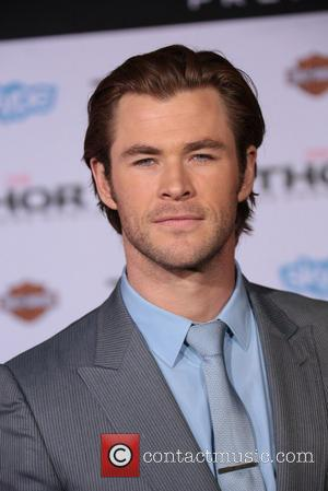 Chris Hemsworth -