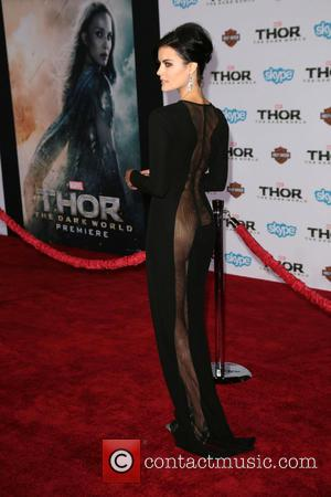 Jaimie Alexander, Thor: The Dark World Premiere