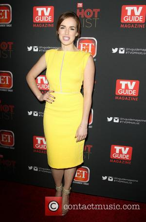 Elizabeth Henstridge - TV Guide Magazine Annual Hot List Party Held at The Emerson Theatre - Hollywood, California, United States...