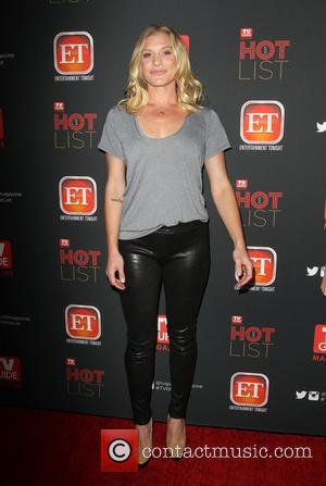 Katee Sackhoff - TV Guide Magazine Annual Hot List Party Held at The Emerson Theatre - Hollywood, California, United States...