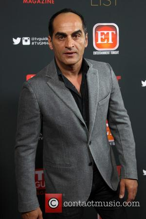 Navid Negahban - TV Guide Magazine Annual Hot List Party Held at The Emerson Theatre - Hollywood, California, United States...