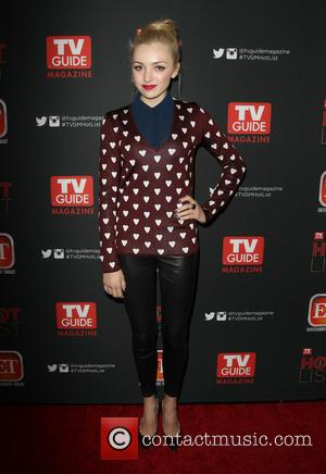 Peyton List - TV Guide Magazine Annual Hot List Party Held at The Emerson Theatre - Hollywood, California, United States...