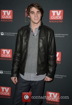 RJ Mitte - TV Guide Magazine's Annual Hot List Party held at The Emerson Theatre - Arrivals - Los Angeles,...