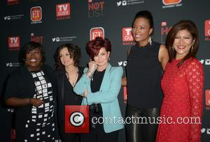 Sharon Osbourne, Sara Gilbert, Sheryl Underwood, Aisha Tyler and Julie Chen